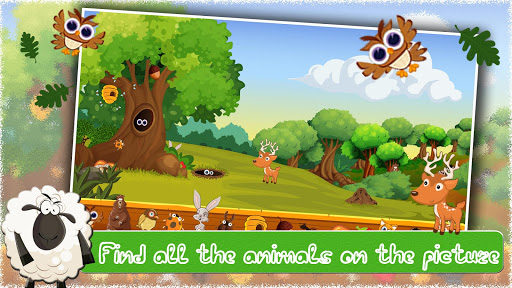 Hide and seek - Game for kids