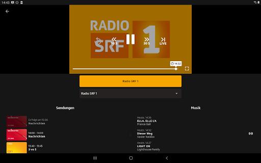 Play SRF - Video and Audio SRF