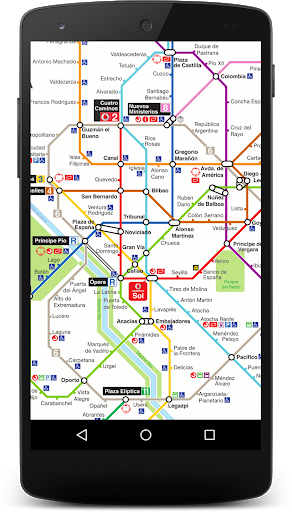Madrid Metro | Bus | Cercanias