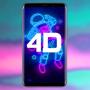 icon 4D Parallax Wallpaper - 3D HD Live Wallpapers 4K