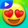 icon Animated Emoji Stickers - WAStickerApps