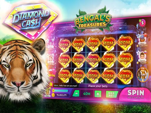Diamond Cash Slots Casino: Las Vegas Slot Machines