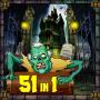 icon Free New Escape Games 56-51 Doors Horror Escape