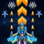 icon Galaxy sky shooting