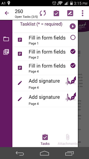 SIGNificant E-Signing Client