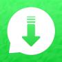 icon Status Saver: WhatsTools Status Download & Chat