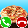 icon Fake Call Pizza Game