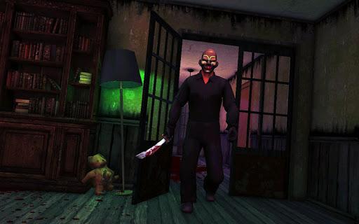 Slasher Scream : Scary Horror Escape Game