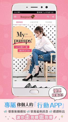 Bonjour womens shoes online popular seller