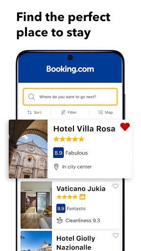 Booking.com Hotels & Vacation Rentals