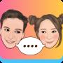 icon AiMee - GIF Sticker Keyboard