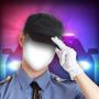 icon Police Photo Montage