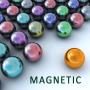 icon Magnetic balls bubble shoot