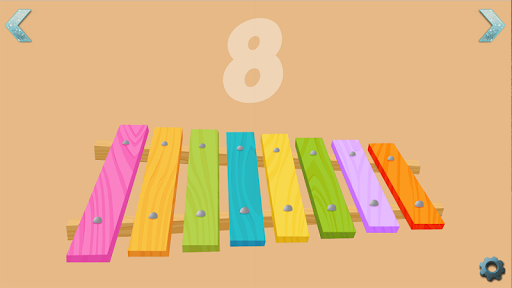 Baby numbers - Learn to count