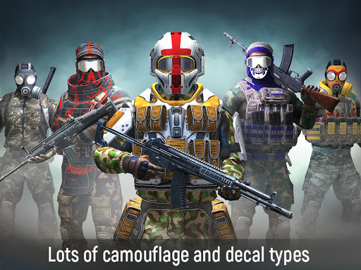 Striker Zone: 3D Online Shooter