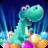 icon Bubble Dinosaur: Ancient Shooter 1.0.4