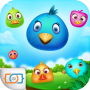 icon Popping Birds