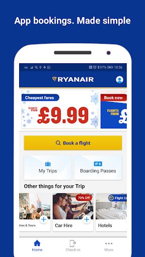 Ryanair - Cheapest Fares