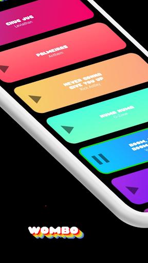 guide for Wombo ai app : make you photo sings 2o21