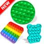 icon pop it fidget toy popop Bubble Calming ASMR Game
