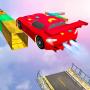 icon Impossible Tracks Racing Car Stunts Stunt Driving