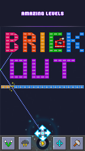 Brick Out - Shoot the ball