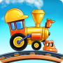 icon Learning Train Games for Kids Kindergarten
