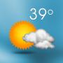 icon 3D Sense clock & weather