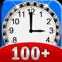 icon 100+ Clocks Widget + Extras