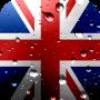icon UK flag live wallpaper