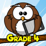 icon Fourth Grade Learning Games