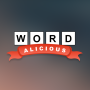 icon Wordalicious - Relaxing word puzzle game