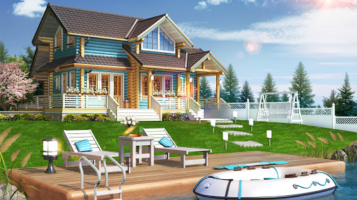 Home Design : My Lottery Dream Home