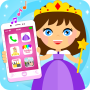 icon Princess Baby Phone - Princess Games