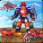icon Transmute Robot Superhero 1.0.7