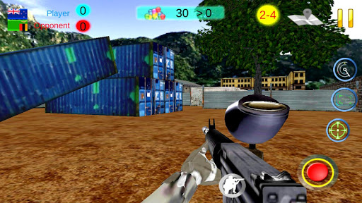 PaintBall Combat Multiplayer