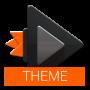 icon Dark Orange Theme