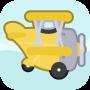 icon Rocky Plane