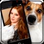 icon Funny Pet Selfie