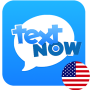 icon TextNow: Text Me free US Number Tips
