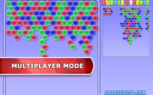 Bubblez: Bubble Defense Lite