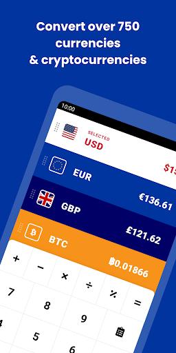 Flip Currency Converter