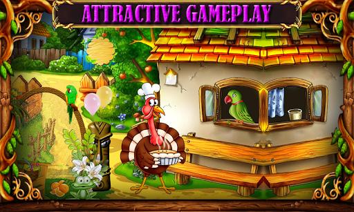 Free New Escape Games 051-Thanksgiving Escape Game