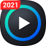 icon Video Player All Format - HD Player & Hide Videos
