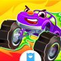 icon Funny Racing Cars