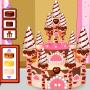 icon Chocolate Castle Cake