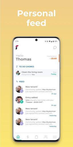 Room Estate - Tenant's App