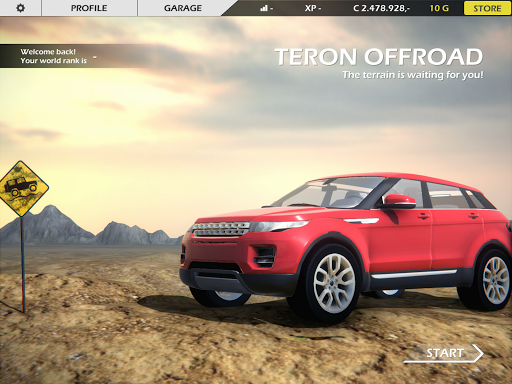 Teron Offroad