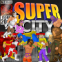 icon Super City (Superhero Sim)