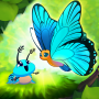 icon Flutter: Butterfly Sanctuary